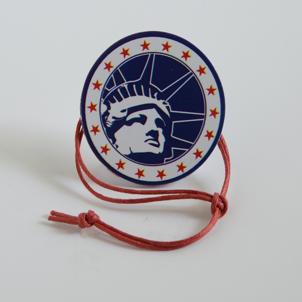 Statue of Liberty Napkin Knot Product Image