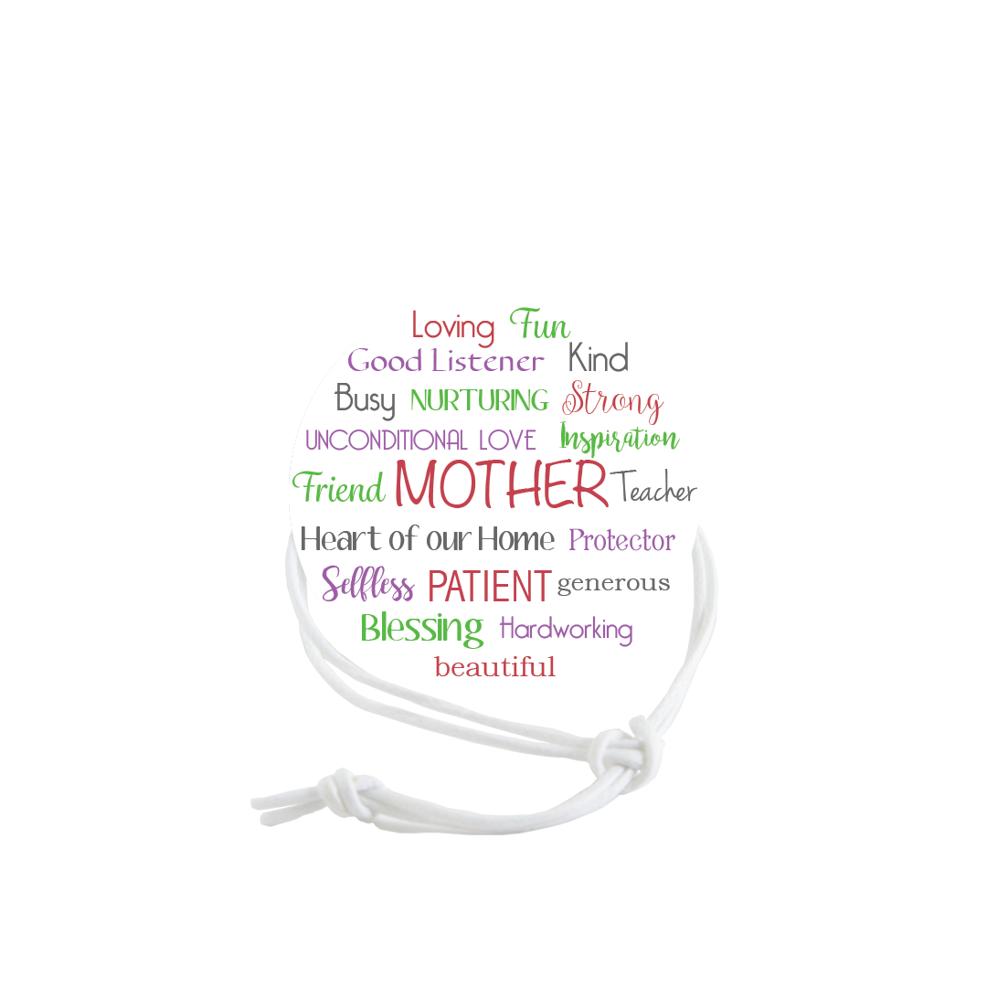 Mother's Day Napkin Knot - Subway Product Image